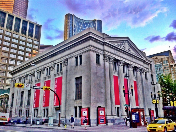 #yyc #BankOfMontreal Building #historical http://www.stampedetoyota.com