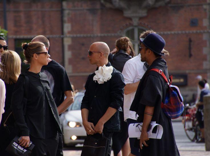 Street Style during Copenhagen Fashion Week SS15 Day 1 – Fashion.