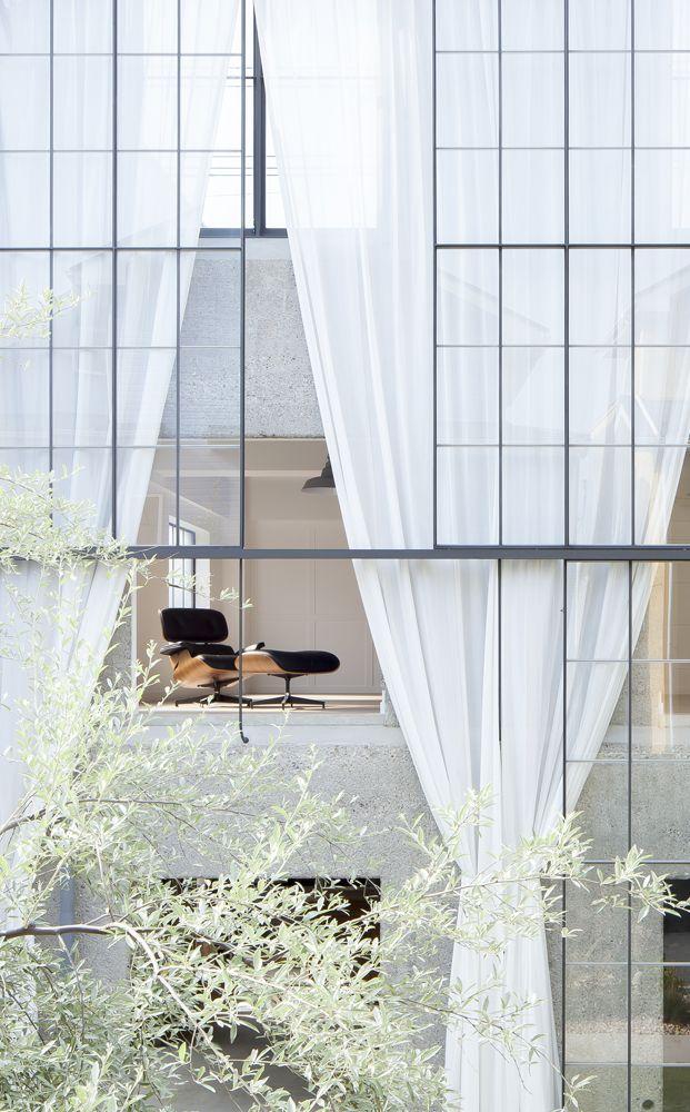 Die besten 25+ moderner Fensterfilm Ideen auf Pinterest - glas mobel ideen fur ihr modernes interieur von vitrealspecchi