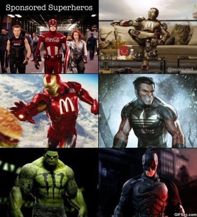 Funny Superhero Memes
