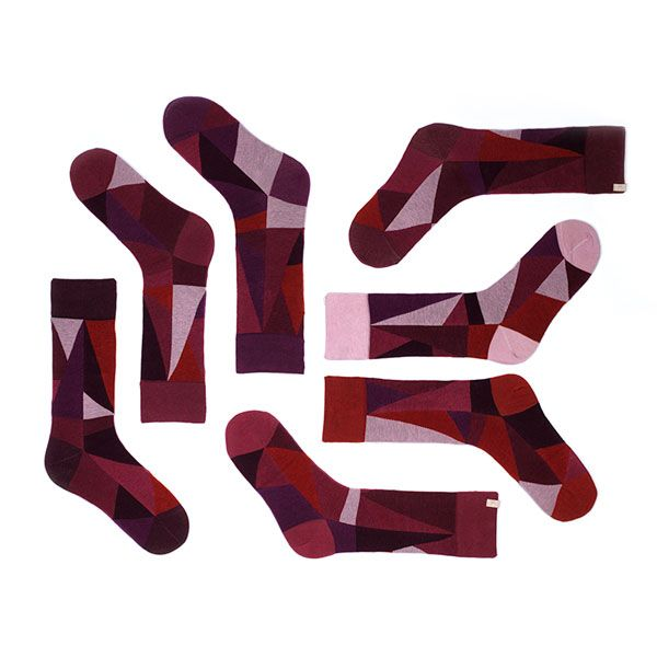 U R U Design - Gahry 7x1 SOLO SOCKS | ENIITO