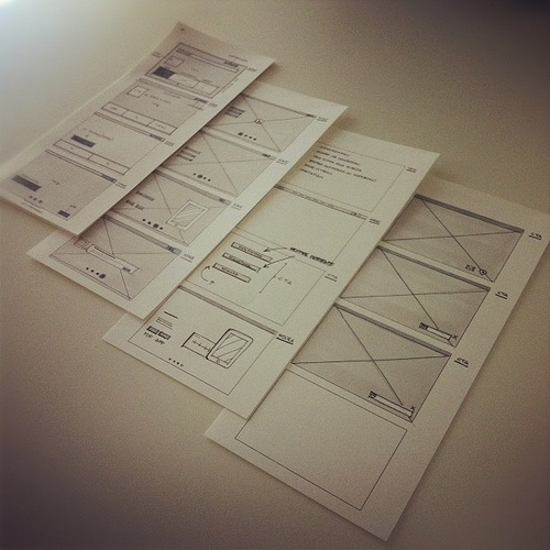 Mockups, not bombs #mockups #ui #ux #design, #UI, #UX, #interface, #experience, #wireframes