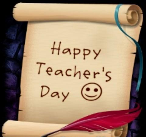 Teacher's Day in India (5th September) marks the birthday of Dr. Sarvepalli Radhakrishnanand celebrate the contribution of teachers. This day is meant to celebrate the contribution of all our te...