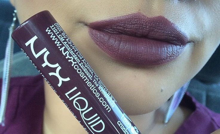 @NYX LIQUID SUEDE IN ::VINTAGE:: follow me on IG: @SimplyE