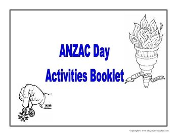 Free Anzac Day Booklet Australian Studies