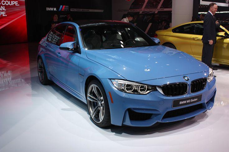 2015 BMW M3 Sedan: Detroit 2014 Photo Gallery - Autoblog#photo-2148849/