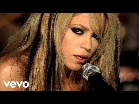 Shakira - Ojos Así - YouTube