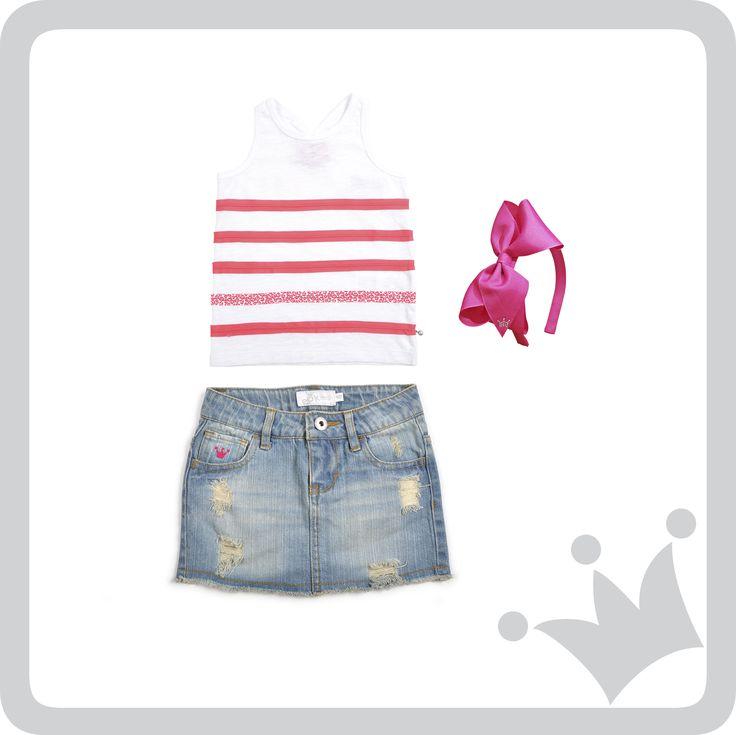 #Paineiras  #Ipanema, Estas prendas y la diadema se convierten en el  #look perfecto para este verano.