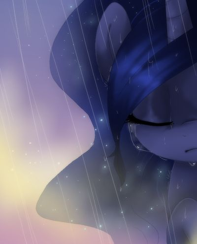 its OK luna. Celestia  loves you.