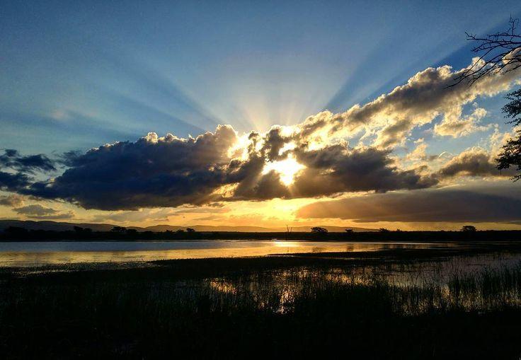 Ensumo Pan sunset #mkhuzegamereserve #mkhuze #reserve #sunset #loves_southafrica #pixelpanda_za #zululand #kznsunsets #instagram_sa #instagram_za #southafrica #ilovesouthafrica #exploreza #bushlife #sarahvdb #mobilephotography #photo #photographer #photo_sa #igerssouthafrica #wanderlust #discover #beautifulplaces