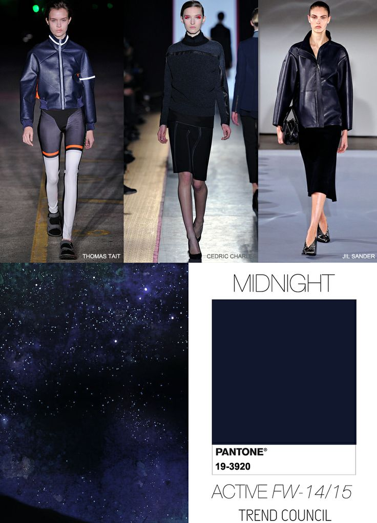 Midnight love this colour