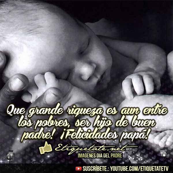 Tarjetas para felicitar el día del Padre con Poemas a mi Papá | http://etiquetate.net/tarjetas-para-felicitar-el-dia-del-padre-con-poemas-a-mi-papa/