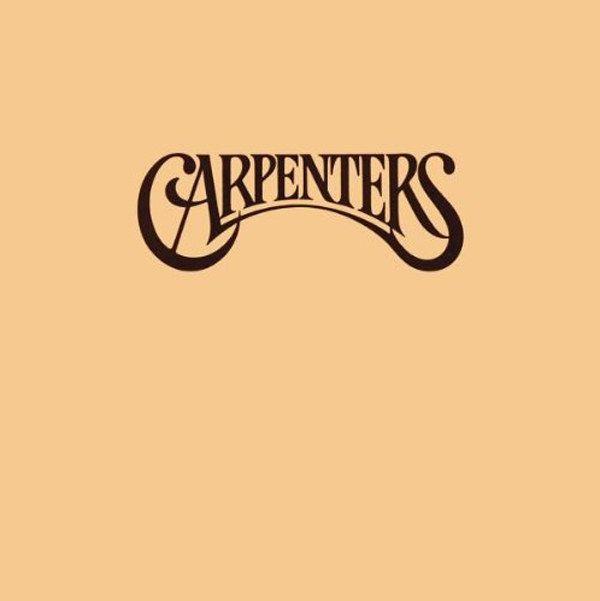 The Carpenters, The Carpenters (1971) | 24 Minimalist Album Covers
