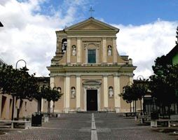 Trend: getting married in the St Valentine's Church in Terni in Umbrie, Italie (Umbria, Italy) | www.regioneumbria.eu