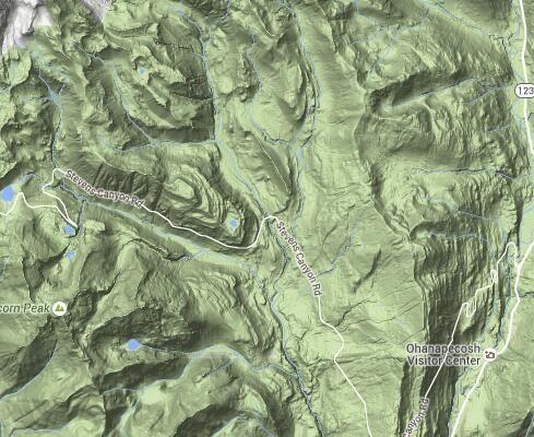 Indian Bar-Cowlitz Divide — Washington Trails Association