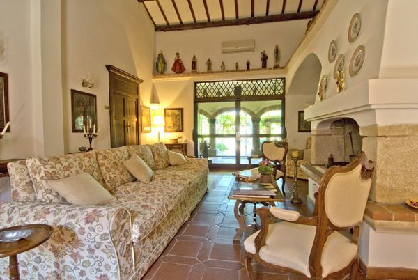 Stay in one of the 7 rooms filled with unique pieces from the 19th C. during your Sardinian cooking vacation with Chef Ivo