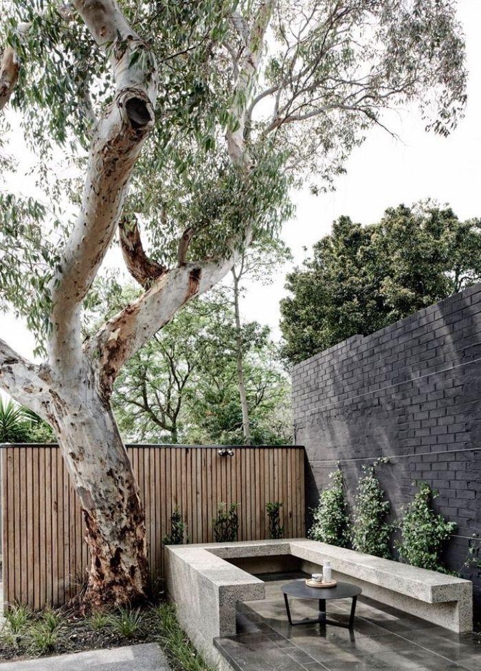 Les 25 meilleures id es de la cat gorie petit banc en bois sur pinterest - Petit banc de jardin la rochelle ...