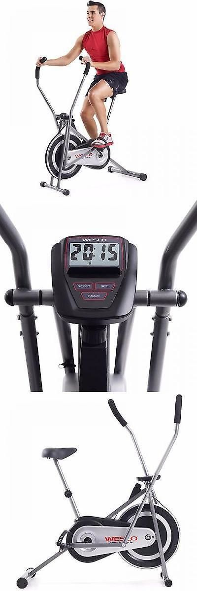 Exercise Bikes 58102: Indoor Exercise Bike Stationary Bicycle Upright Fitness Home Cycling Workout BUY IT NOW ONLY: $116.2