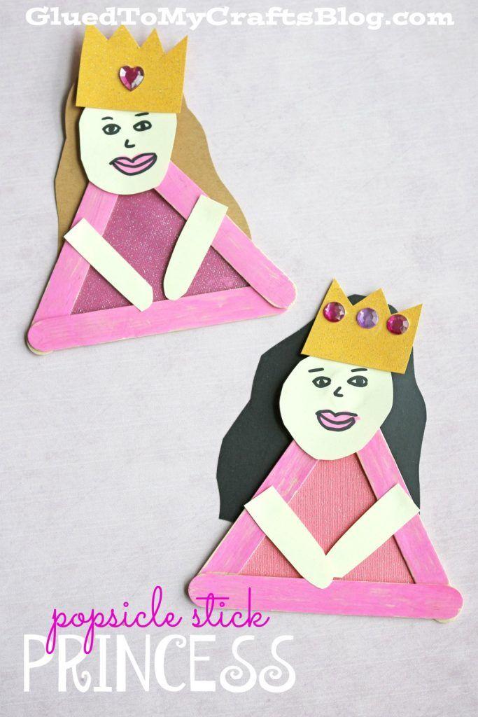 100 best popsicle stick crafts images on pinterest for Popsicle crafts for kids