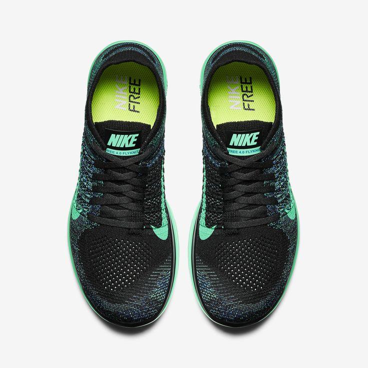 Nike Free 4.0 Flyknit Women's Running Shoe. Goals.