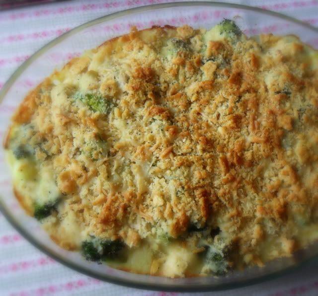 the english kitchen chicken divan casserole simple and On chicken divan 9x13