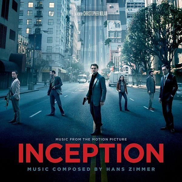 "De álbum ""Inception"" del Hans Zimmer en Napster"