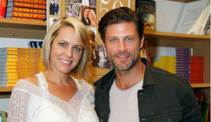'Days Of Our Lives': Greg Vaughan On Arianne Zucker's Exit, Says Eric Brady Became 'A Bit Of A Wuss'