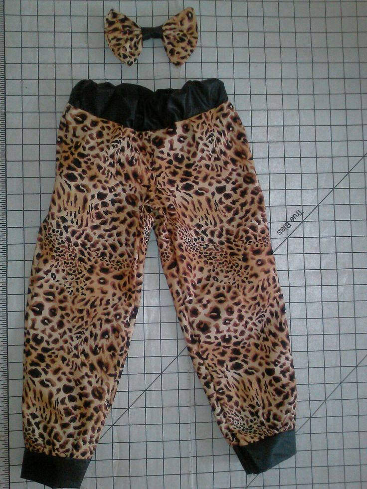 cheetah print joggers for girls by VintageBeauty86 on Etsy, $45.00