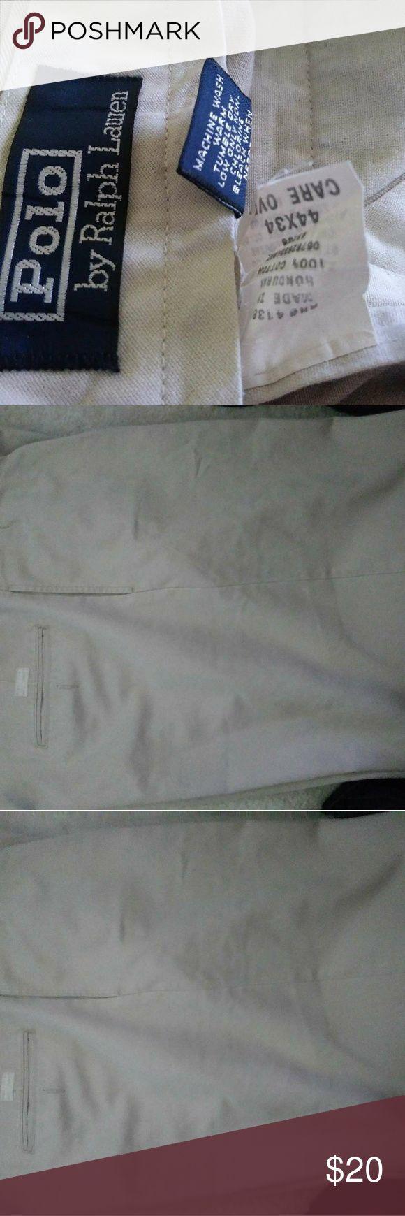 Ralph lauren mens pants$20 sz 44x34 Ralph lauren mens pants$20 sz 44x34 Ralph Lauren Pants Chinos & Khakis
