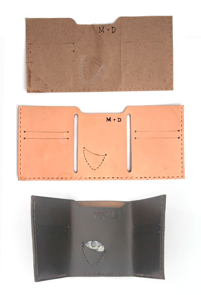 leather wallet sewing pattern wwwimgkidcom the image