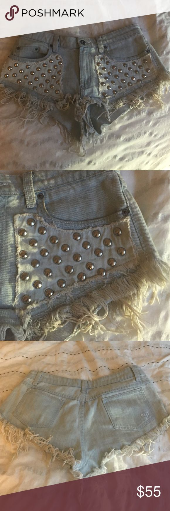LF Hot Shorts These denim embellished shorts are perfect for daywear or a night out! LF Shorts Jean Shorts