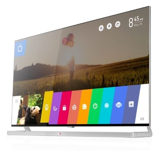 LG Smart TV: First Run and Settings, UX Design on Behance
