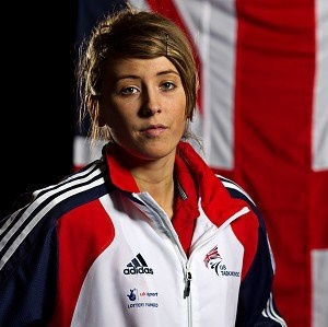 We will be supporting Jade Jones throughout the Olympics!