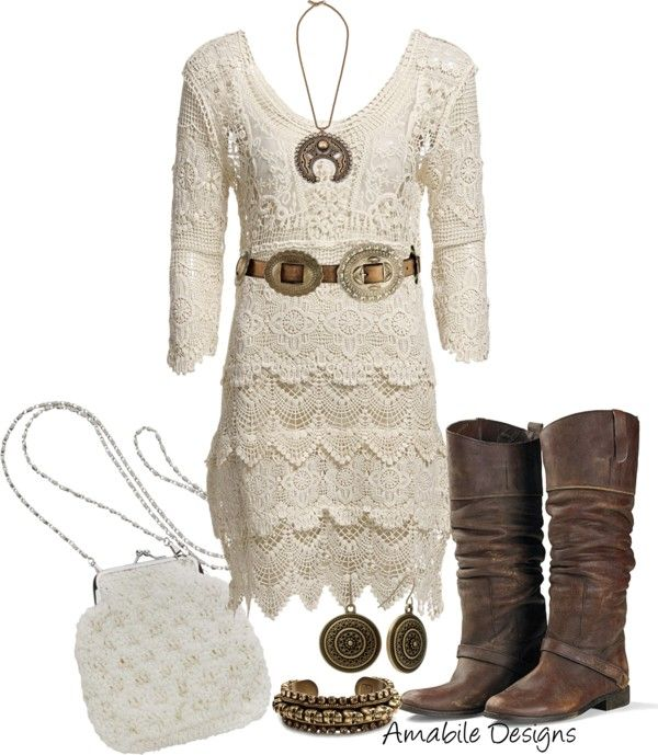"""""""Country Chic"""" by amabiledesigns on Polyvore"""