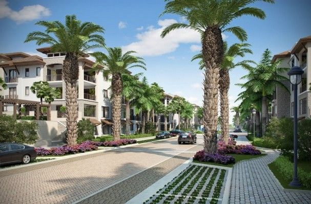 Naples Square | Condos in Olde Naples, Florida - walking distance to Fifth Ave South, Bayfront, Naples Bay Resort and Tin City.