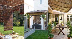 10 manières époustouflantes de créer de l'ombre sur votre terrasse ou dans votre jardin