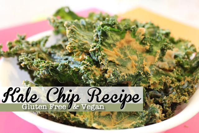 The Best Kale Chip Recipe Gluten Free Vegan
