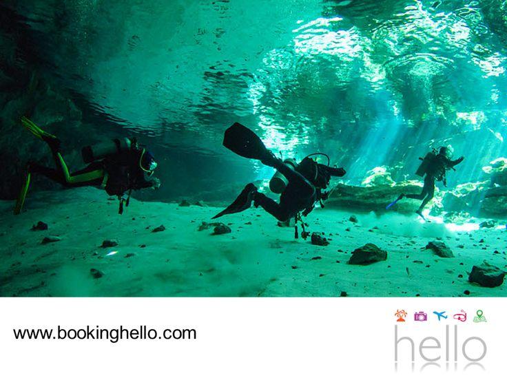 """VIAJES EN PAREJA. """"Ekab"""" que significa Tierra Negra, fue el primer nombre que tuvo Cancún, previo a tener el actual que se traduce del maya a """"Nido de serpientes"""". Uno de los mejores lugares de México para vacacionar, conocer sus playas, zonas arqueológicas, cenotes y otros atractivos naturales. En Booking Hello te invitamos a visitar nuestra página en internet www.bookinghello.com, para conocer nuestros packs e iniciar tu viaje de la mejor forma."""