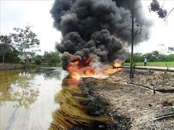 Están acabando con la riqueza ambiental de Putumayo: Manuel Rodríguez   20140724
