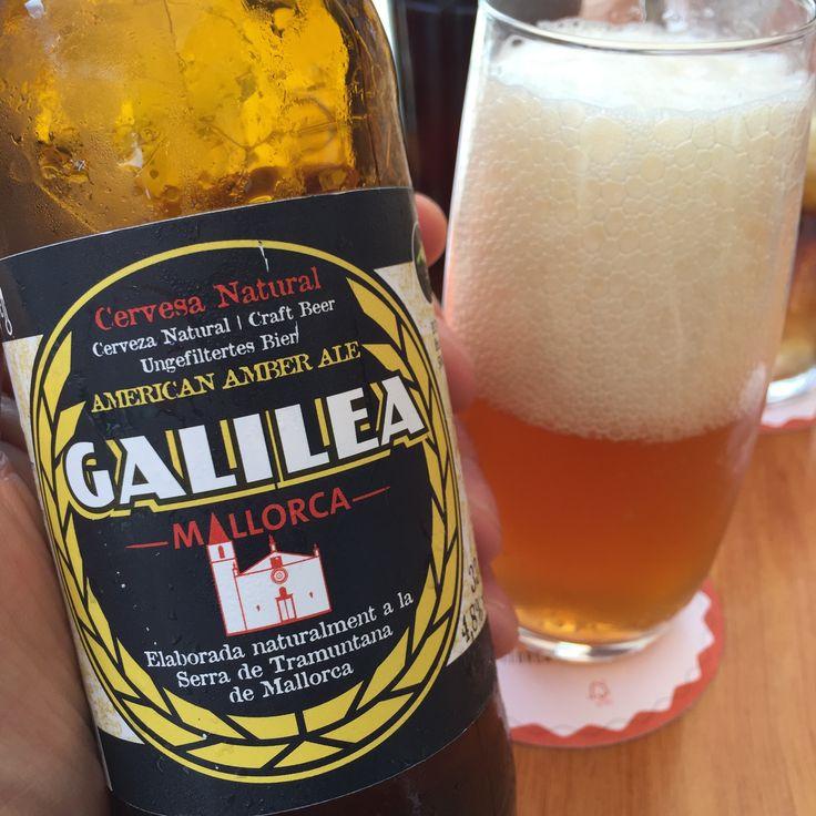 Cerveza Galilea Mallorca