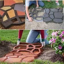 Adoquines para jardin fbrica de moldes de plstico para for Separador piedras jardin