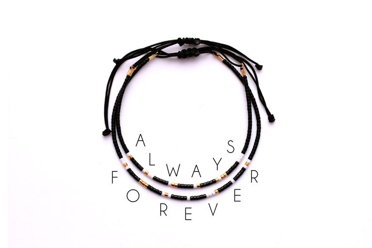 Morse Code Always Forever Couples Bracelet, His and Her Bracelet, Matching Couple Bracelet, Morse Code Jewelry by HippieThings on Etsy https://www.etsy.com/listing/481592944/morse-code-always-forever-couples