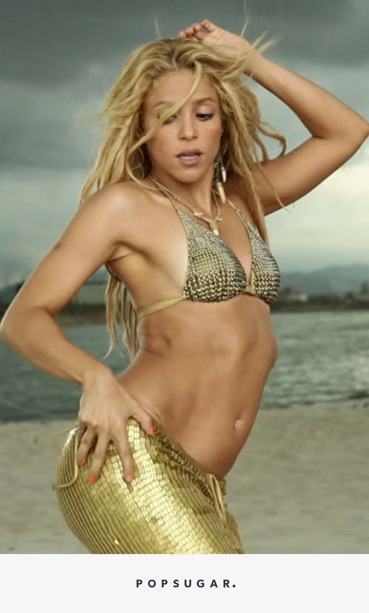 15 Shakira Music Videos That Are Too Hot to Handle