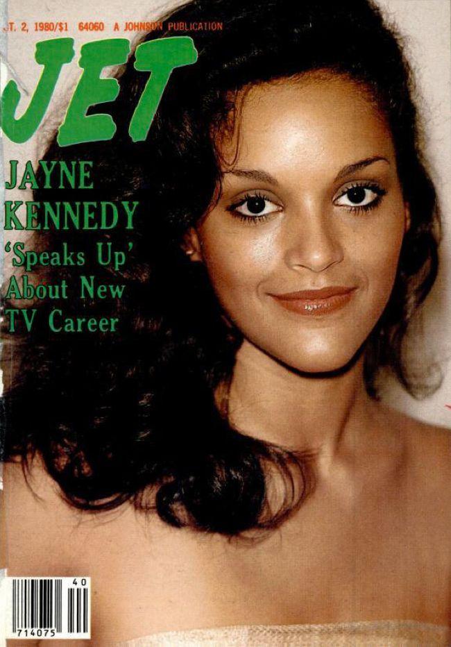 Jet magazine, Oct. 2, 1980 — Jayne Kennedy
