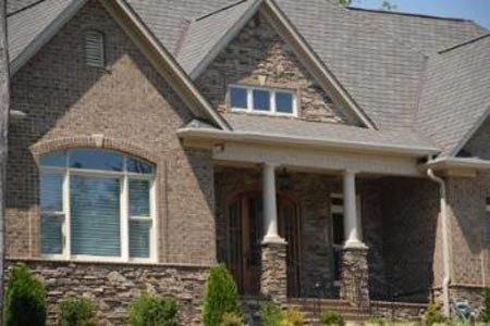 23 best mortar trim makes a difference images on for Face brick homes