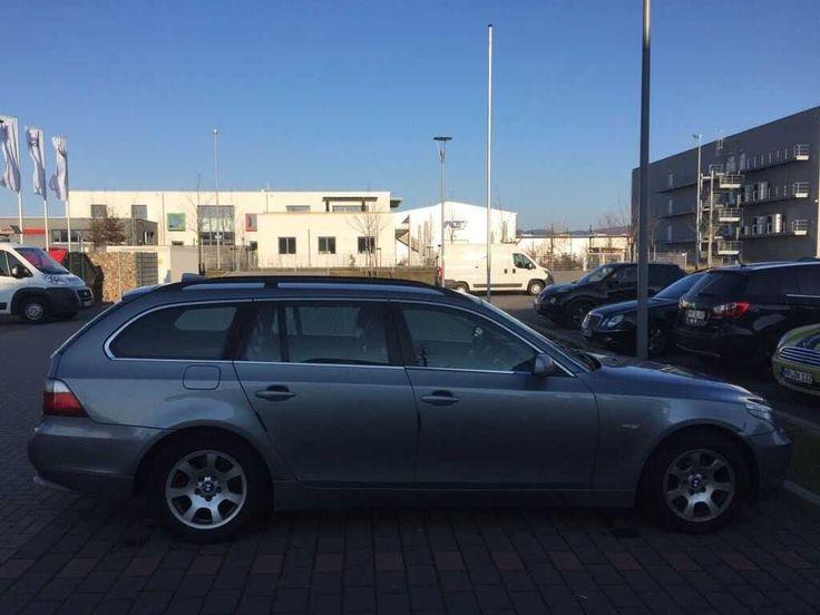 BMW 530d Touring (E 61)   Check more at https://0nlineshop.de/bmw-530d-touring-e-61-2/