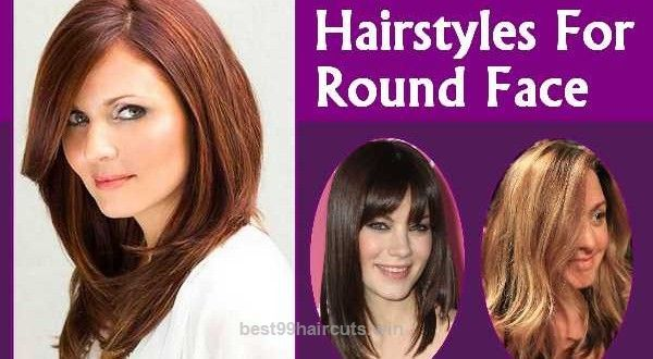 Lovely Hairstyles For Round Face Shape In Right Haircuts  The post  Hairstyles For Round Face Shape In Right Haircuts…  appeared first on  99Haircuts .