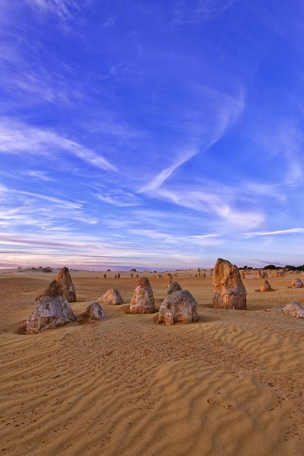The Pinnacles – Nambung National Park, Western Australia