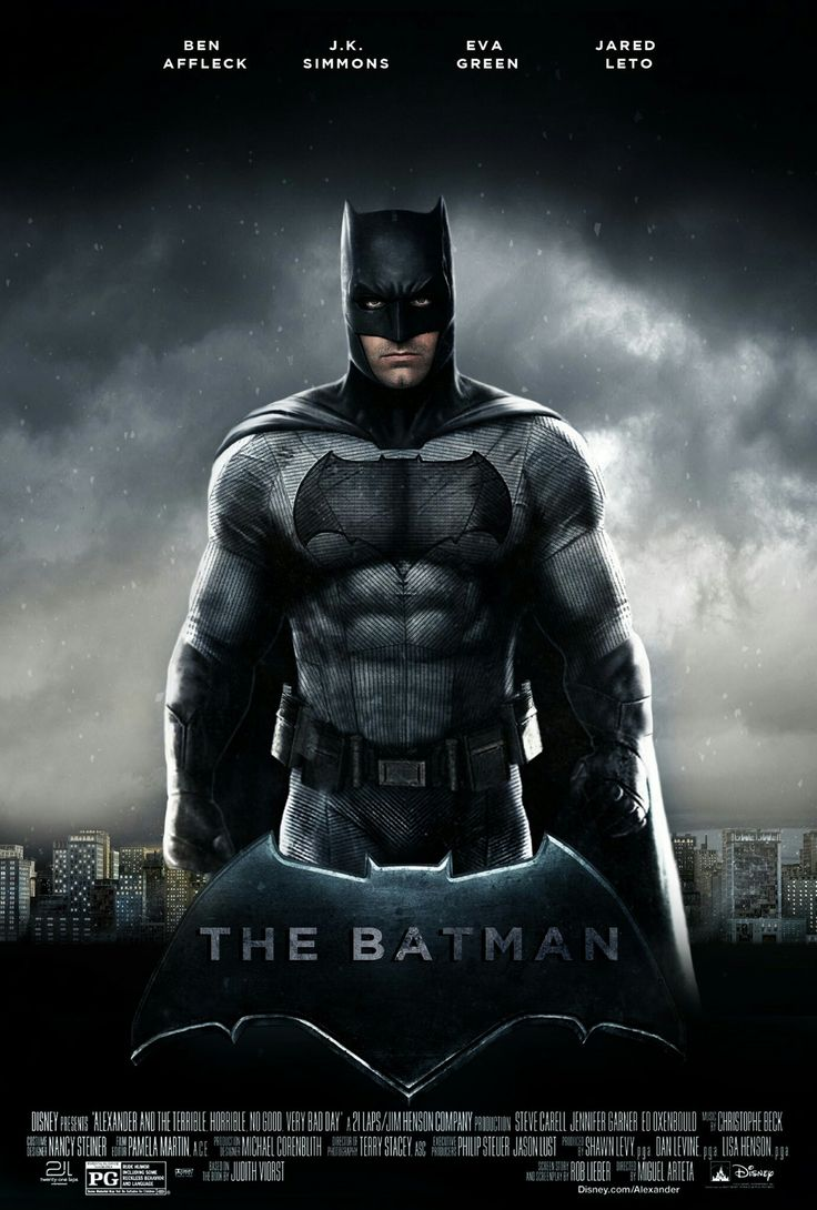 The Batman movie poster