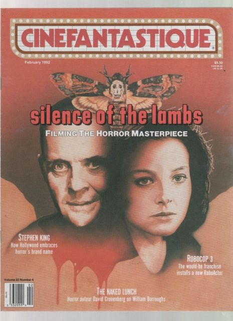 Illustrations of films by Dario Argento, David Cronenberg, Ridley Scott & more from Cinefantastique   Dangerous Minds